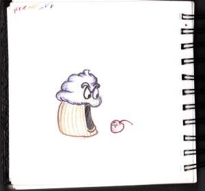 cupcake attack