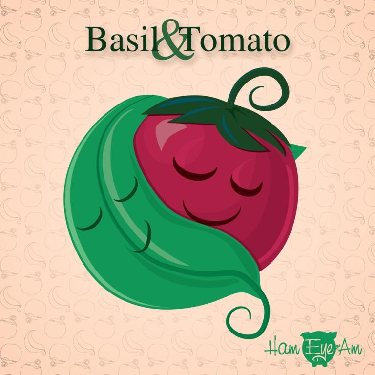 Basil & Tomato