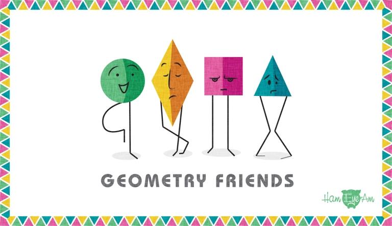 GeometryFriends