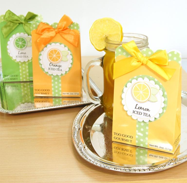 Citrus Teas