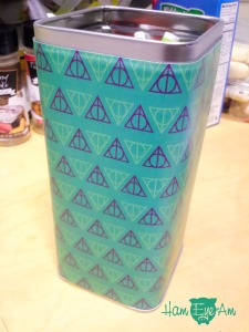 Deathy Hallows Pencil Holder
