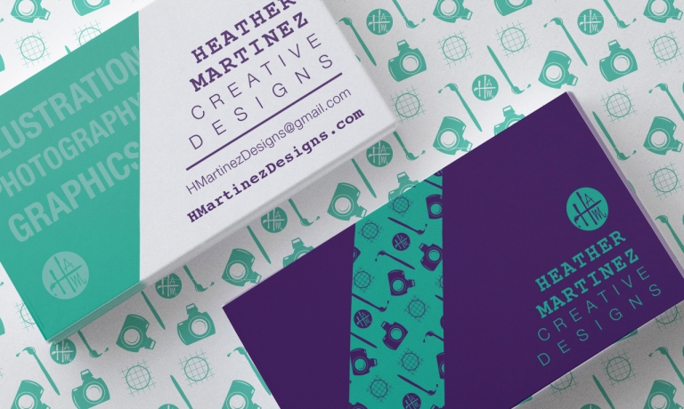 HMCD Business Cards