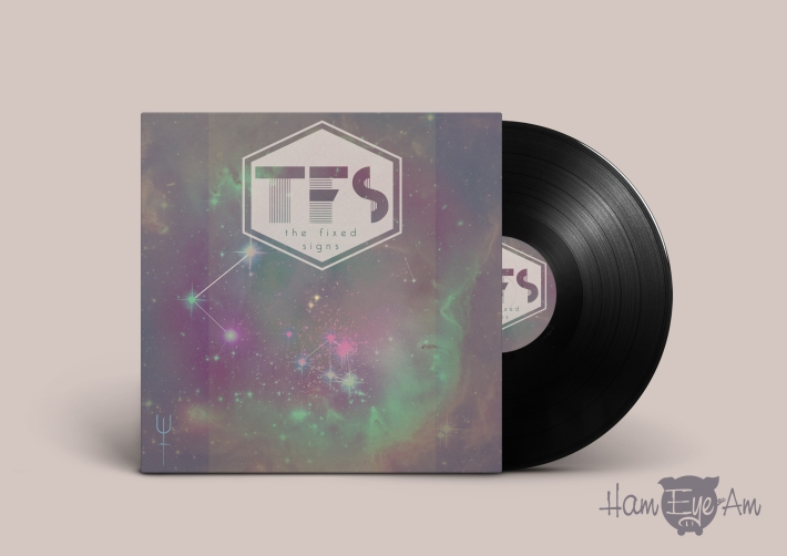 The Fixed Signs Album Mock Up