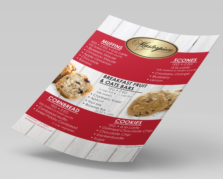 Masterpiece Cookies Swipe Sheet Mock Up