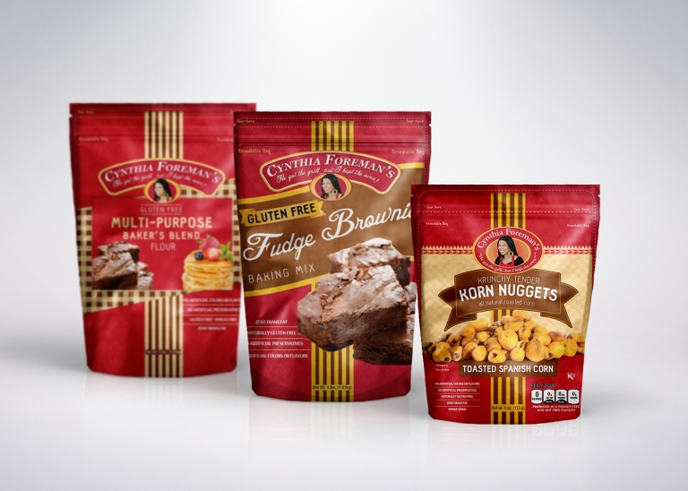 Cynthia Foreman's Baking Mixes