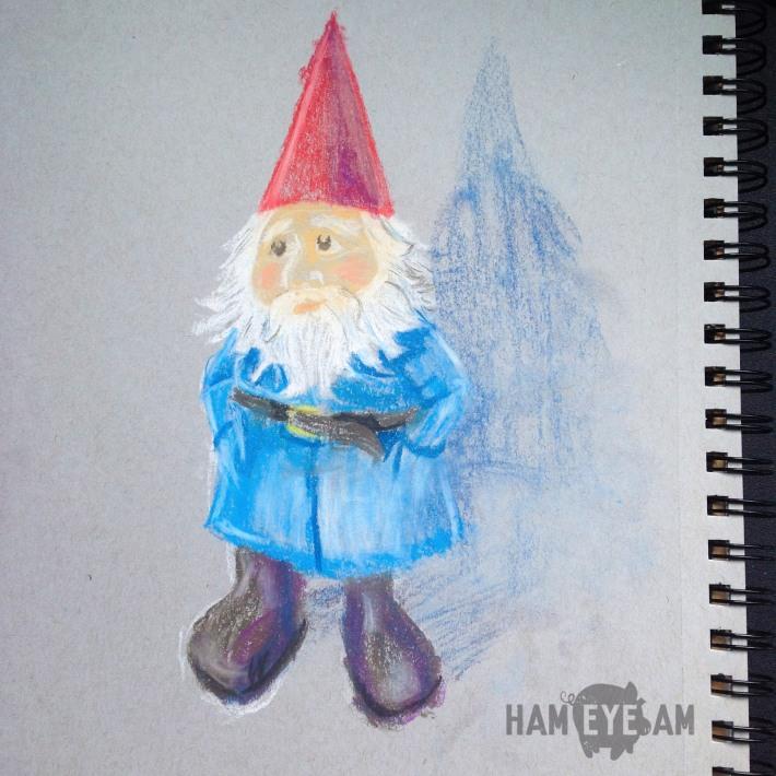 copyright HamEyeAm.com 2015 Pastels