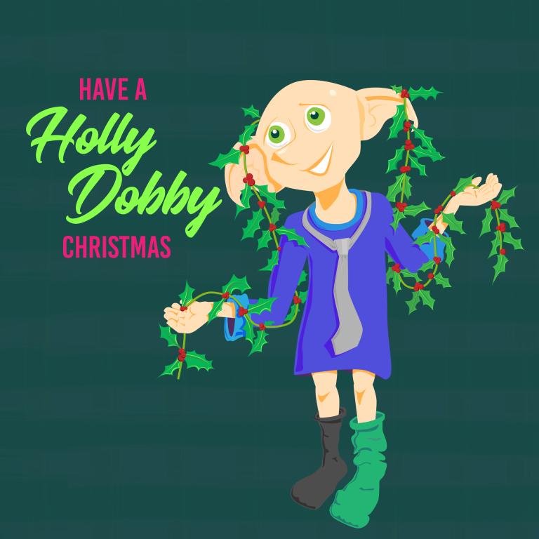 Have A Holly Dobby Christmas 2018